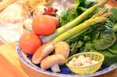 旬の野菜料理